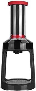 Faus Koco Máquina Manual E Máquina Presión de Mano portátil, Compatible con cápsula Tipo Goteo e Amoladora Separable, fáci...