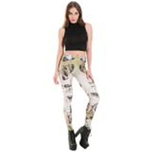 HYHAN Vrouwen zweet absorberende ademende gezondheid in yoga broek joggingbroek print stretch broek