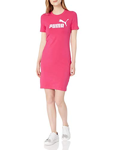 PUMA Women's Casual Athletic Dress, Bright Rose, S