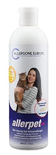 Allergone Allerpet/cat Lösung bei Katzenallergie