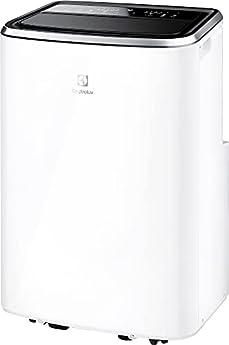 Foto di Electrolux Condizionatore Portatile EXP26U538HW, 10,5k, Caldo/Freddo, Self Evaporative System, Display Premium, Filtro Antibatterico, Timer 24h, R290
