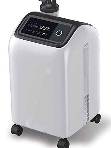 Veayva oxygen concentrator machine 2 YEARS warranty portable and easy to use 95 PERCENT PURITY AT 5 LTS  WITH REAL TIME OXYGEN PURITY DISPLAY