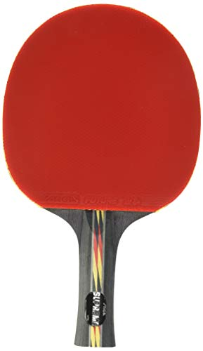 STIGA Supreme Performance-Level Table Tennis Racket made with ITTF Approved Rubber for Tournament Play - Features STIGA ACS for Control and Speed