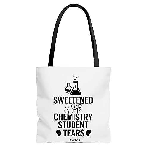 Sweetened With Chemistry Student Tears Toe Bag