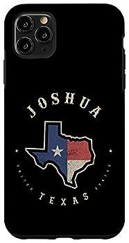 joshua texas map