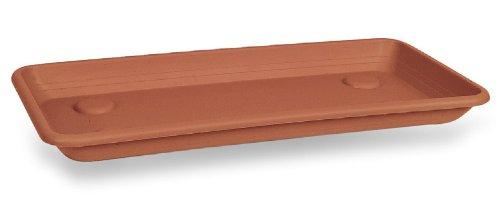 Floralo Artificiale - Aero plastica Argilla Plateau inietta 100 cm di Alta qualità - Scegli Il Tuo Colore e Dimensione: L 100 cm di Argilla