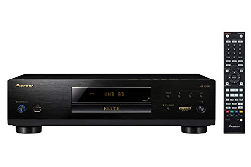 Pioneer Elite UDP-LX500 - Reproductor de discos universal, color negro
