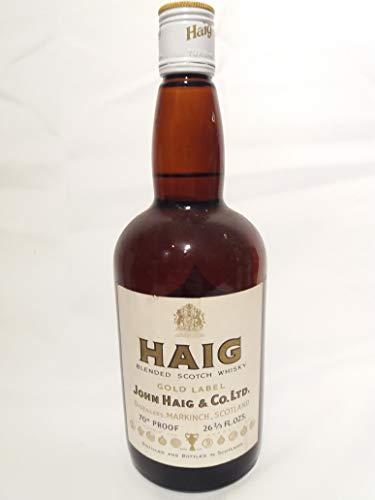 Haig Gold Label 1960s Whisky