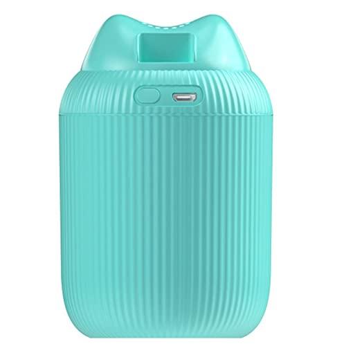 OKAYOU かわいい猫の形の加湿器Usb充電ミュートミニ車の家庭用寝室の香りディフューザーアトマイザー空気清浄機