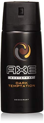 AXE Body Spray Dark Temptation, International Version, 150 Ml (Pack of 6)