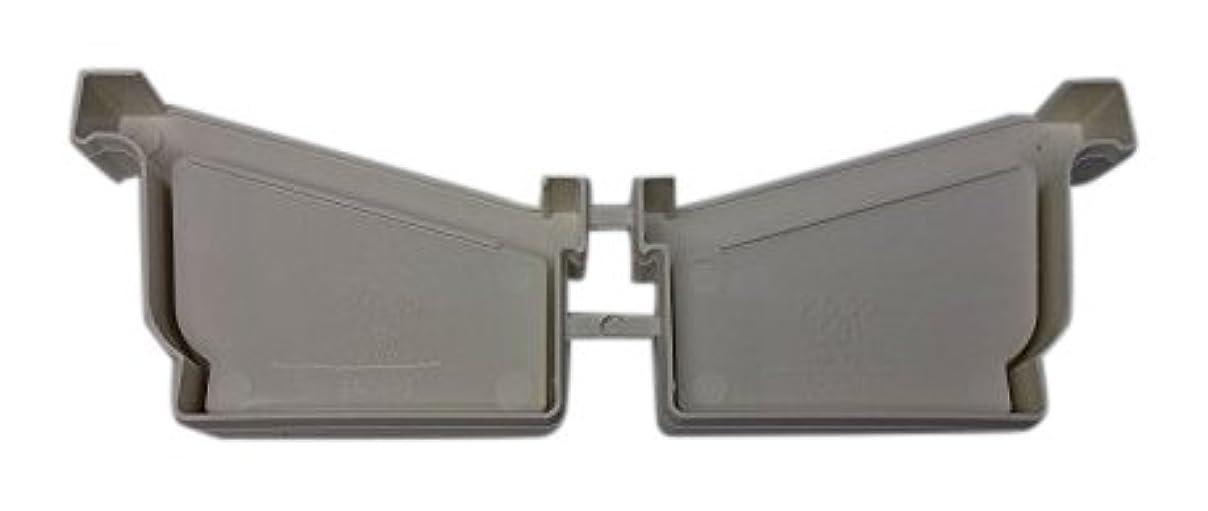 結婚した頭階層パナソニック(Panasonic) シビルスケア止り左右組 ミルクホワイト PC50