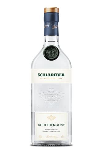 Schladerer Schlehengeist, edler Obstgeist aus dem Schwarzwald, mild und aromatisch dank wilder Schlehen aus den Karpaten (1 x 0.7 l)
