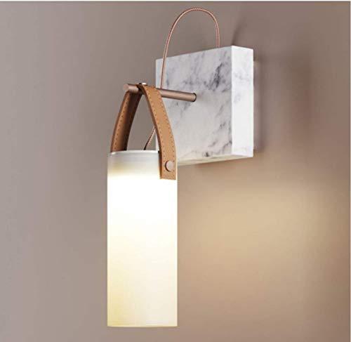 Creatieve marmeren wandlamp voor hotel-gang-corridor-binnenverlichting