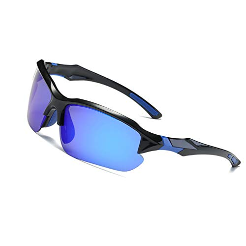REXBOSS Driving Polarized Sunglasses Night Vision Glasses for Men Women Anti-Glare UV-400 Goggles