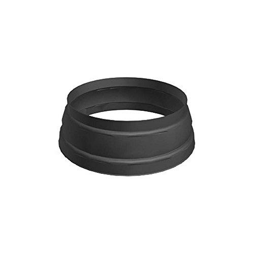 Standrohrkappe flach DN 100//150 f/ür Standrohr DN 125