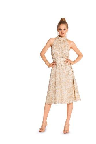 Burda Schnittmuster 7260 Abendkleid, Vestido de Fiesta, Evening Dress Gr. 32-44