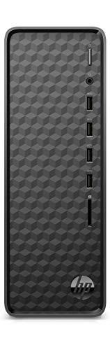 HP Slim Tower Desktop PC AMD Ryzen 3 Processor (4GB/1TB HDD/Wired Keyboard...