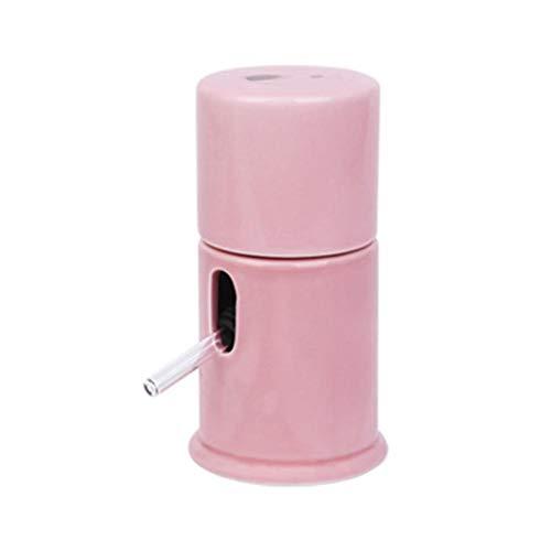 PetKids Tränke für Kleintiere, Wasserflasche, Spender für kleine Nagetiere, Wasserspender, automatisch, für Hamster, Welpen, Igel, 7 x 14,5 cm