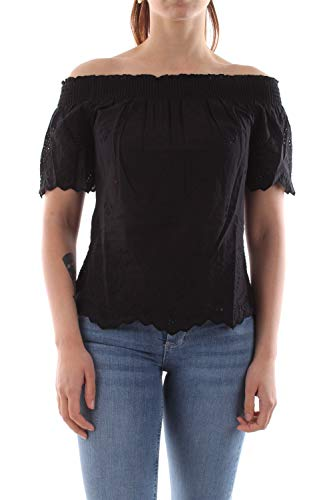 Only 15196446 New SHERY Top Y Body Mujer Black 34/XS