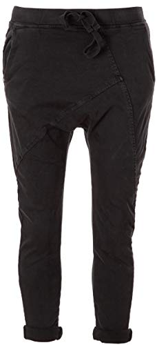 Basic.de Boyfriend-Hose im Joggpant Style Melly & CO 8175 Schwarz XL