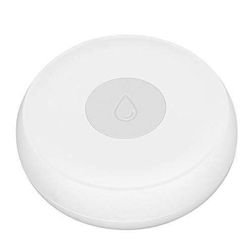 Sensor de fuga de agua para el hogar, alarma de desbordamiento inalámbrico, para trabajo inteligente Tuya con Zigbee Gateway, para apartamentos, almacenes, oficinas, laboratorios, hoteles