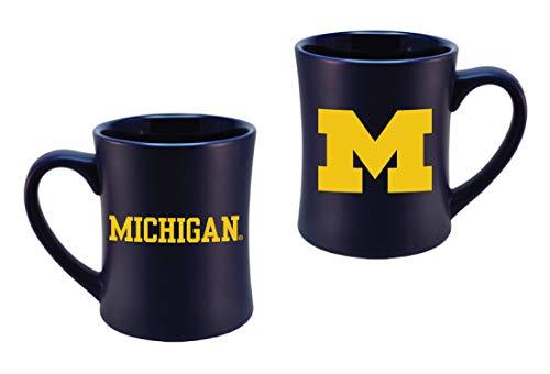 Michigan Wolverines 16 oz Ceramic Mug