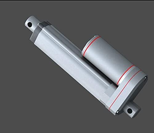 Actuador lineal de carrera de 18 pulgadas (450 mm) 36V DC