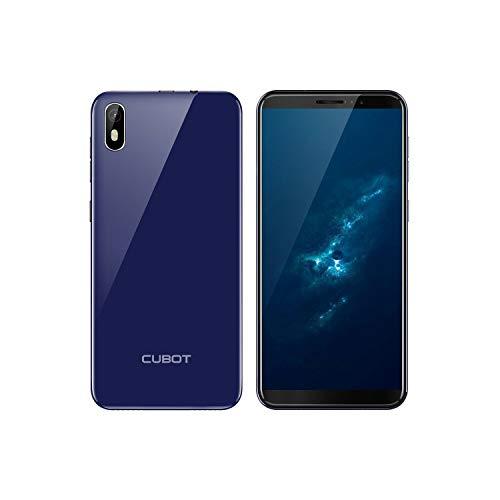 CUBOT J5 16GB Handy, blau, Blue, Dual SIM, Android 9.0 (Pie)
