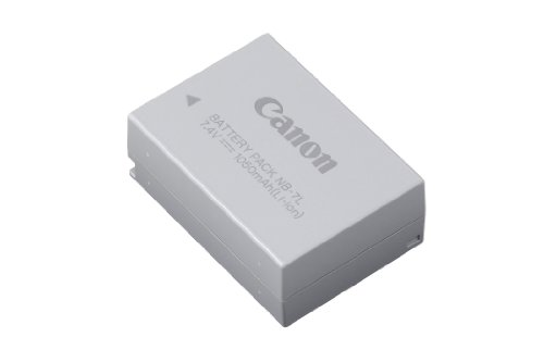Canon NB-7L Batteria per PowerShot G10 / G11 / G12 / SX30 IS