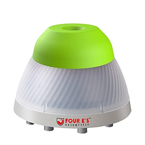 Four E's Labor Mini Vortex Mixer: Touch-Modus Mix Bis zu 50ml 3000rpm Vortex-Schütter für Nagelstudios Maler Tätowierer Bastler