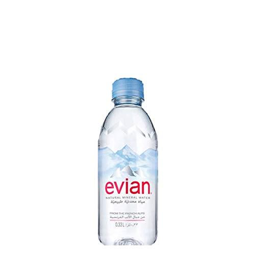 Agua Mineral Evian Pet 330ml