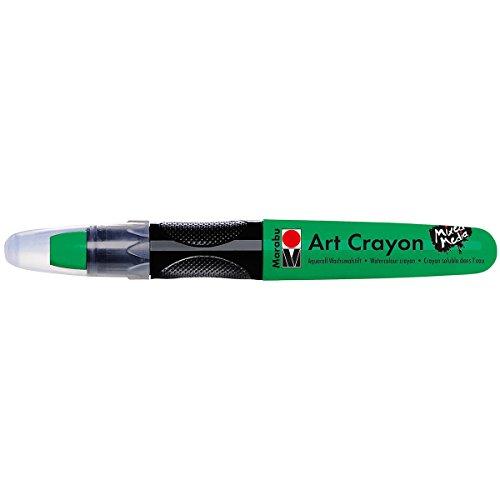 Marabu 01409003158 Creative Art Crayons, Green