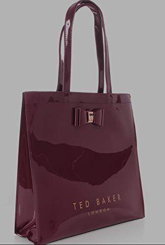 Ted Baker ALMACON Deep Pink (Burgundy) large bag