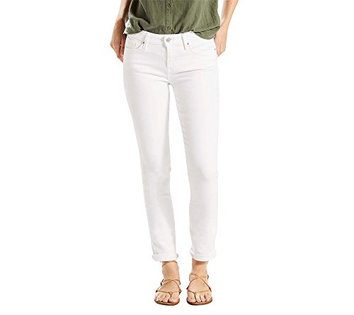 Levi's Women's Mid Rise Skinny Jean, Luck Out West, 31 (US 12) L