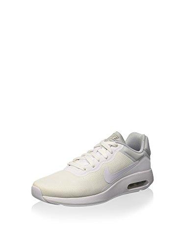 Nike 844874-100, Zapatillas de Deporte Hombre, (White/White-Cool Grey-Pure Platinum), 44.5 EU