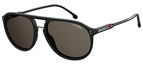 Gafas de Sol Carrera CARRERA 212/N/S Matte Black/Grey 58/18/145 unisex