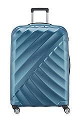 """TITAN """"SHOOTING STAR"""" van TITAN®: Robuuste hard case trolleys in een coole metallic look in 4 trendkleuren koffer, 77 cm, 109L, teal*"""