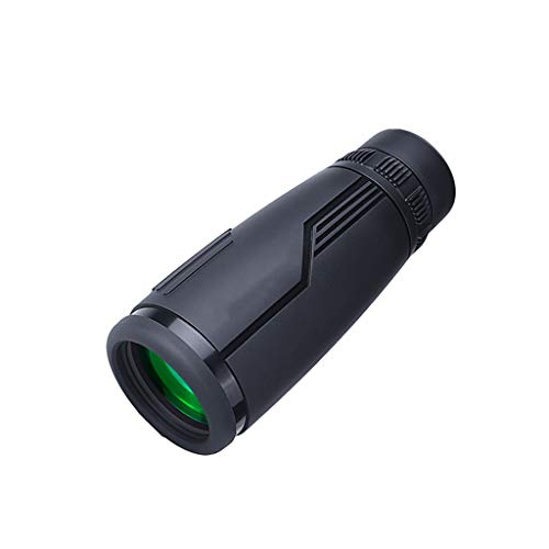 Affordable ENYI Monocular, Black High-Definition Low-Light Night Vision 10 Times Mirror Nitrogen-Fil...