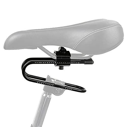 Tijas para bicicletas,VVEMERK Amortiguadores para Asiento de bicicleta tija Suspension sillín muelles Bicicleta Trasero Resorte Silla for Hombres, Mujeres