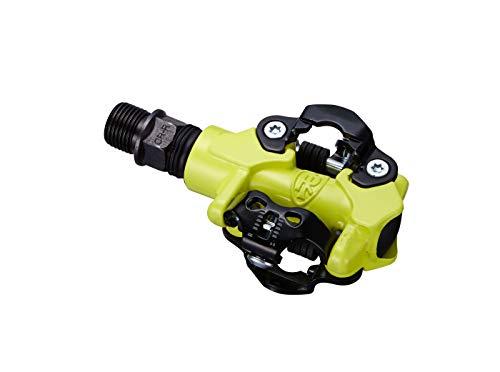 Ritchey Comp XC - Pedales de Bicicleta de montaña Unisex para Adulto, Color Amarillo