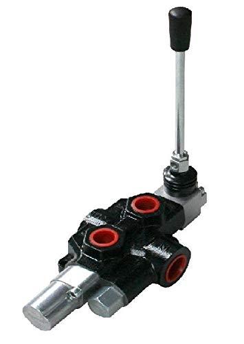 ?Flowfit ZZ005421 Steuerventil für hydraulische Holzspalter, mit automatischem Ausstoß