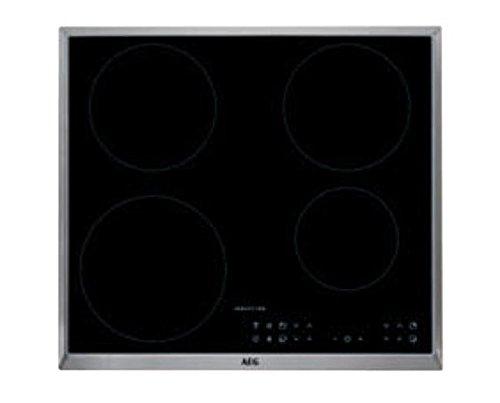 AEG IKB 64303 XB Plaque de cuisson à induction Noir 58 cm