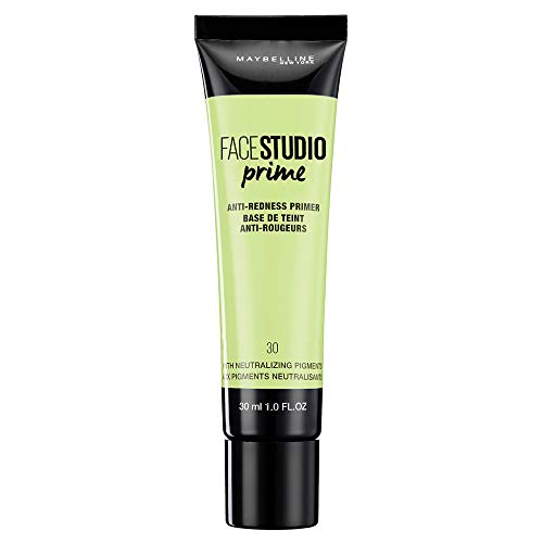 Maybelline New York Prime Protect Makeup Primer, 30 ml