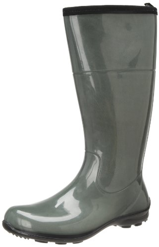 Hot Sale Kamik Women's Naomi Rain Boot,Olive,9 M US