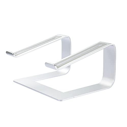 Boimoe - Supporto per laptop regolabile in alluminio, per radiatore, supporto pieghevole per computer portatile, adatto per tutti i notebook sul mercato come Apple, Lenovo, Alien, ecc.