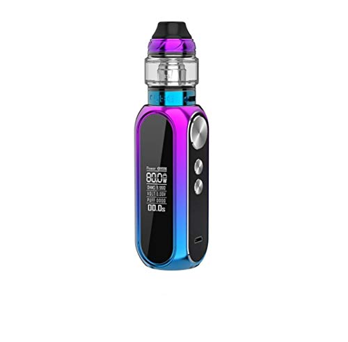 OBS Cube 80W Kit Sigaretta Elettronica Svapo-Niente nicotina e tabacco (Arcobaleno)