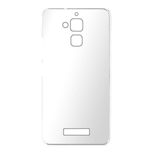ホワイトナッツ Zenfone3 Max ZC520TL ケース クリア TPU ソフト スマホケース ゼンフォンスリー マックス