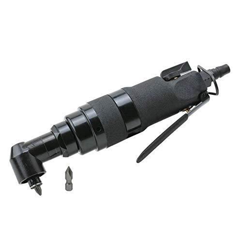 HYY-YY Portable Practica Pneumatische High Torque Right Angle Pneumatische schroevendraaier, 90 ° Pneumatische schroevendraaier Industrial Grade Handje handgereedschap Industrial