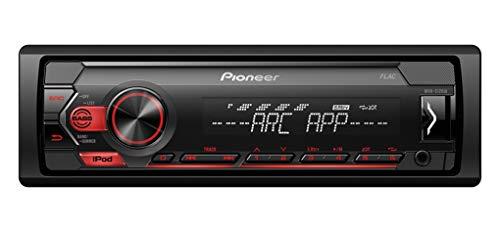 Pioneer MVH-S120Ui Autoradio, Iluminación Ambar