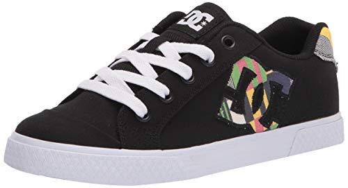 DC Chelsea TX - Zapatillas de Skate para Mujer, Color, Talla 36 EU